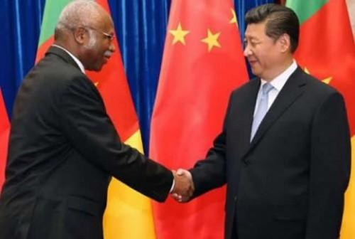 Cameroonian and Chinese companies work together on partnerships to take on projects