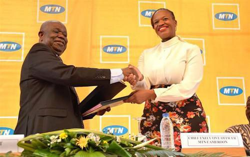 MTN Cameroon will invest FCfa 1 billion over 3 years in Cameroonian football league
