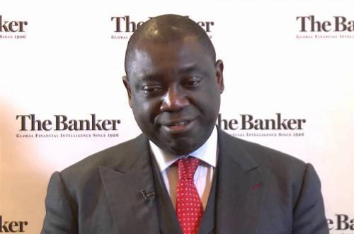 Poached from Ecobank, Cameroonian René Awambeng is now Director, Client Relation for Afreximbank