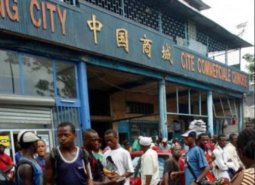 Cameroon: Even though there are twice as many Chinese SMEs than French ones, they bring less growth