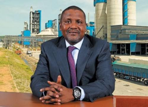 "Dangote Cement ""special partner"" of 1st edition of Nigeria-Cameroon Exhibition in Yaoundé"