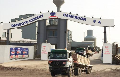 Cameroon: Dangote Group sold 938,000 tons of Ciment at 30 September 2017
