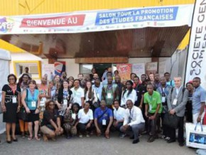 the-6th-edition-of-the-fair-to-promote-studies-in-france-held-in-yaounde-launched-on-november-14
