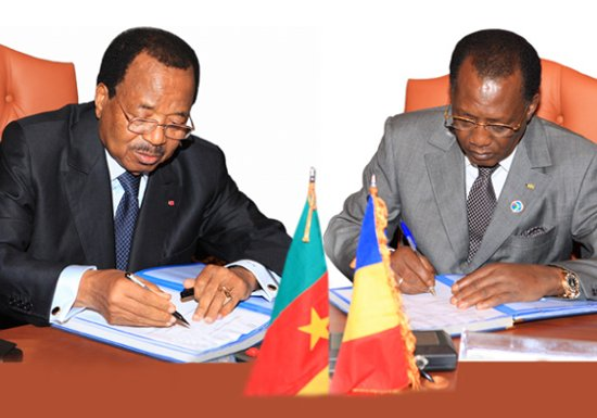 facing-a-recession-chad-got-bilateral-loan-of-fcfa-30-billion-from-cameroon-in-2016