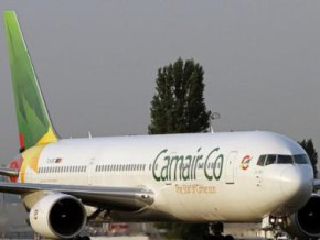 camair-co-cameroonian-state-owned-air-carrier-lands-for-the-first-time-in-bamenda-in-the-anglophone-part-of-the-country