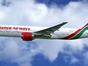 kenya-airways-signs-partnership-with-mtn-cameroon-to-buy-tickets-with-mobile-money