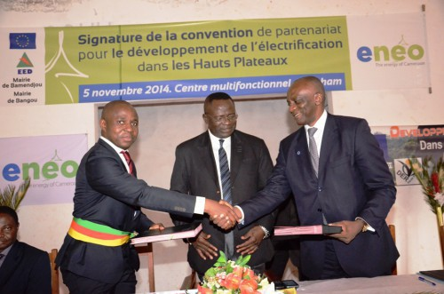 Eneo Cameroon To Add 4 000 West Region Households To