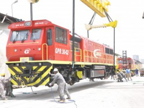 the-south-african-grindrod-delivers-two-locomotives-to-cameroon-railways-for-3-billion-fcfa