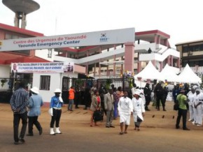 yaounde-emergency-centre-treats-15802-patients-in-a-year-of-operation