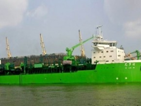 chinese-company-chec-claims-187-billion-fcfa-dredging-deal-for-douala-port