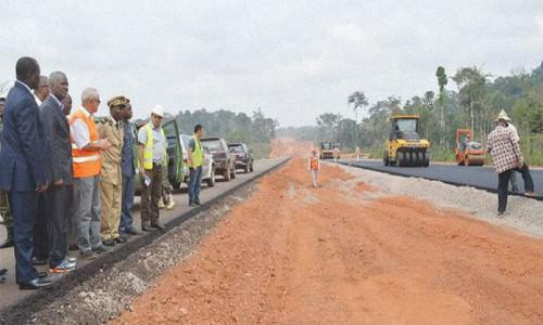 The construction of Mora-Dabanga-Kousséri road starts after 4 years interruption
