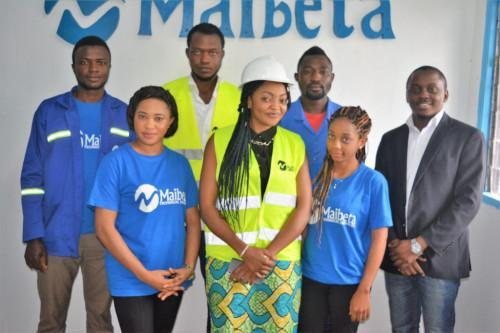 Maibeta Inc dreams of helping improve the life of 500,000 construction technicians in Cameroon