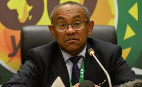 CAF President is visiting Cameroon today October 2, upon the organization of AFCON 2019