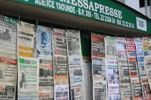 Cameroon: Prompted by accumulated losses, shareholders approve the premature dissolution of newsagent Messapresse