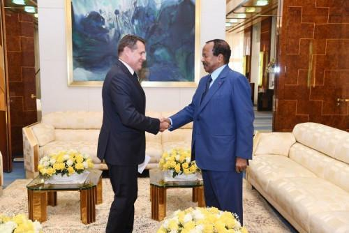 Switzerland offers Cameroon its expertise in resolving the Anglophone crisis