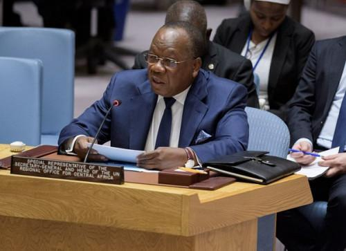 Anglophone crisis: François Louncény Fall hails government's peacekeeping actions