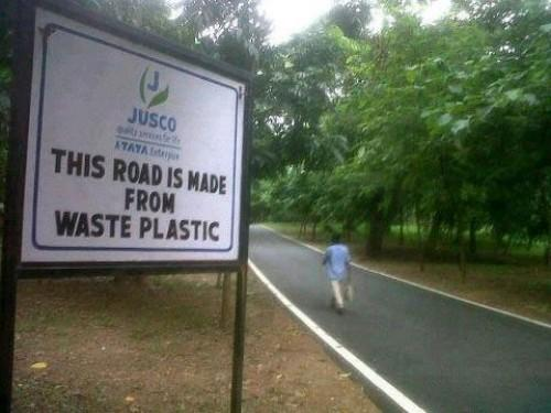 Italians to Turn Plastic Waste to Road Building Material in Cameroon