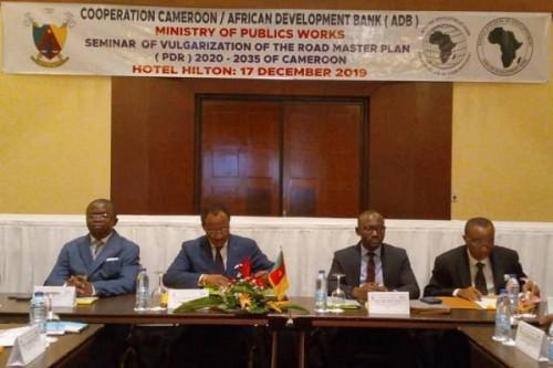 Cameroon plans to raise XAF5,373 bln for 9,240 km of roads in 2020-2035