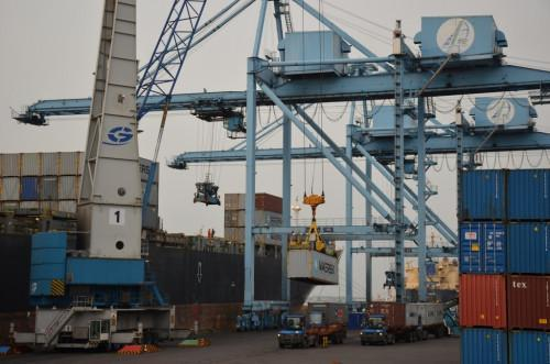 The port of Douala forecasts saving XAF5bln with the acquisition of two dredges in Oct. 2019
