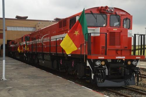 Camrail commissions five locomotives newly acquired from US General Electric