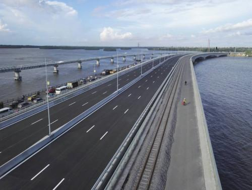 Cameroon: The second bridge on the Wouri partially commissioned