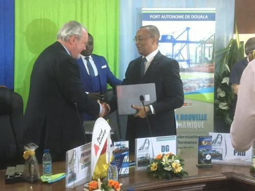 Cameroon: Antwerp port delegation conclude their visit today
