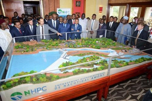 NHPC advised to outsource some of Nachtigal dam's construction works to local SMEs