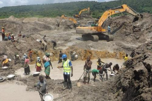 Only 10% of Cameroon's artisanal gold production enters the formal sector (EU)
