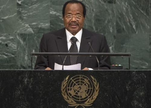 Cameroon will no longer join international organizations without proper authorizations