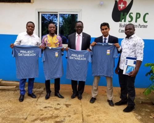 Songhai Labs and the American start-up Datareach team up to popularise big data and artificial intelligence in Cameroon