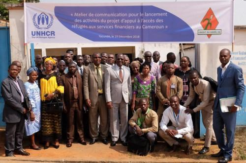 Crédit du Sahel-backed UNHCR programme plans to empower 2,500 refugees in Cameroon