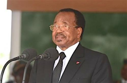 President Paul Biya announces 500,000 youth-targeted jobs in 2019, as in 2018