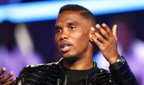 Samuel Eto'o Fils donates a ward worth FCfa 700 million to Laquintinie Hospital of Douala