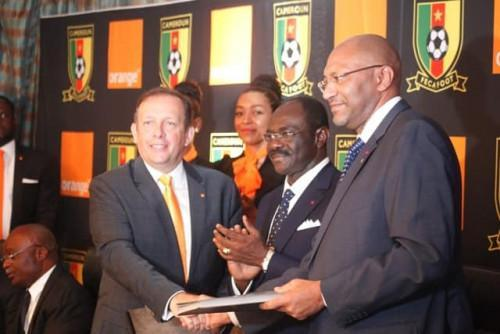 Orange Cameroon extends partnership with Fécafoot to 2023