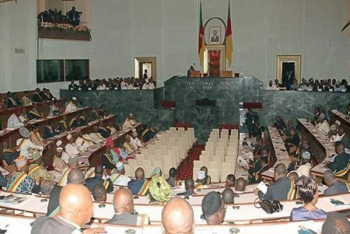 Exclusive : Draft law submitted for the special status of Anglophone regions