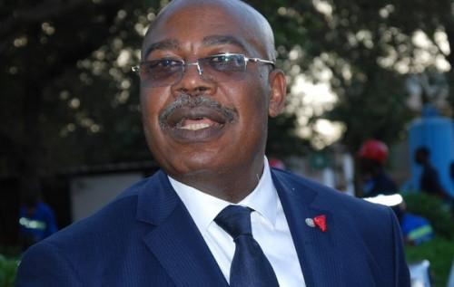 FANAF : Cameroonian Théophile Gérard Moulong in line for the presidency