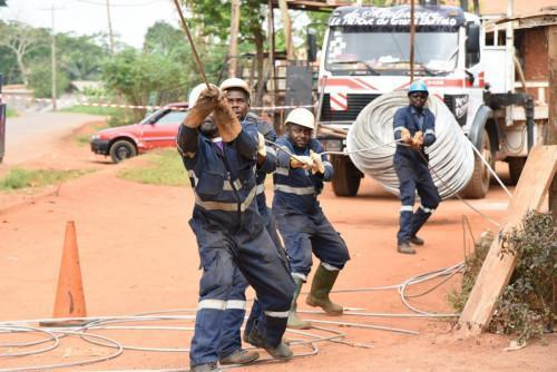 Eneo kicks off Distribution Grid Reinforcement in Yaoundé