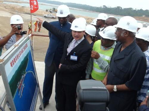 Cameroon: After the Kribi port, is CHEC eyeing the Edea-Kribi-Lolabe railway?