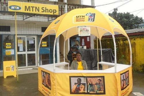 "MTN Cameroon's ""Mobile Money Corp,"" increases its share capital 16-fold"