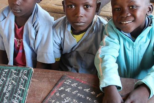 Cameroon: 9-10% of household expenses are devoted to children's education