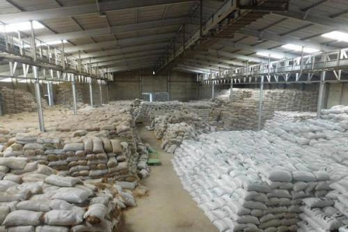 Cameroon : Claims of decaying 160,000 tons of rice in Semry's warehouses is false, the company says