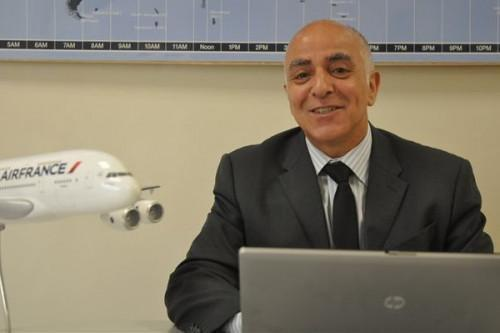 Gérard Romero becomes director of Air France-KLM Cameroon and Equatorial Guinea