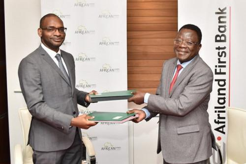 Cameroon: African Guarantee Fund signs XAF5 bln credit line guarantee to boost Afriland First Bank's credit to local SMEs
