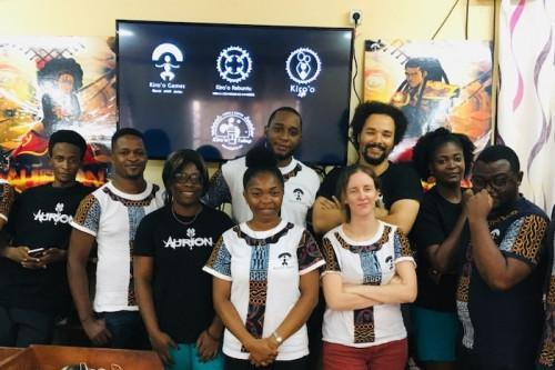 Cameroonian video game company Kiro'o Games raises over XAF100mln from  international investors - Business in Cameroon
