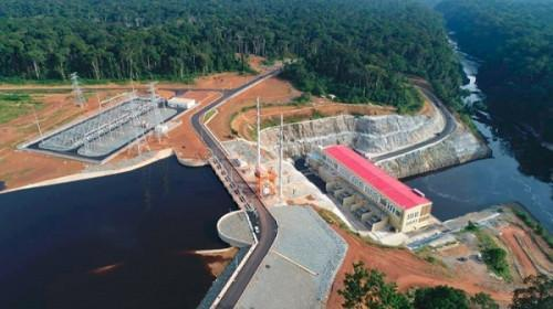 Memve'élé dam finally produces first 80 MW, two years after expected commissioning