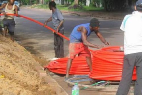Cameroon: Barely 25% of main departmental townships are covered by fiber optics (Camtel)