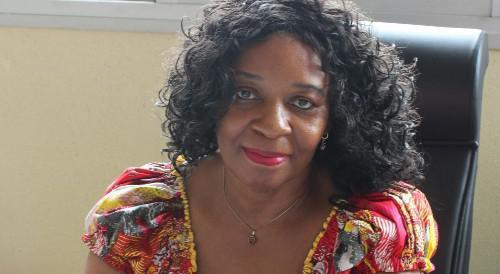 Cameroonian Catherine Bilong becomes the first Central African national to join the French Academy of Pharmacy