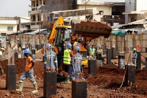 Neo Congo Mall : Partner effectively launches construction works