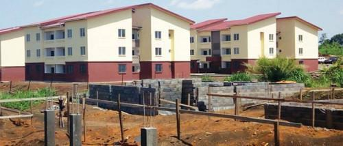 Cameroon: Alliances Construction advised to meet the deadlines for the construction of the 800 social housings