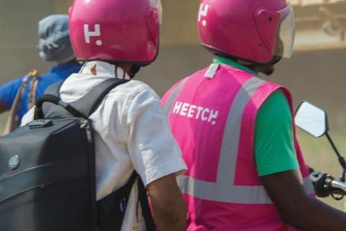 French start-up Heetch effectively launches VIP motorcycle taxi service with a network of 250 drivers